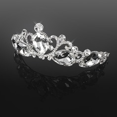 Brillant Cristal/Alliage Tiaras