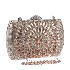 Elegant Gold Plated Fashion Handbags