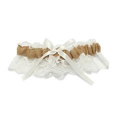 Tappning bröllop Strumpeband (104052640)