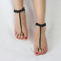 Blonder Foot Smykker (Selges i ett stykke)