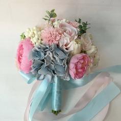 Charme Soie artificielle Bouquets de mariée -