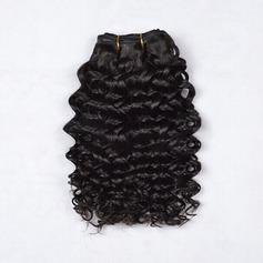 Wasserwelle Synthetisches Haar Geflecht aus Menschenhaar (Einzelstück verkauft) 100g