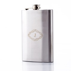 Personalized Simple Stainless Steel 252ml(9-oz)