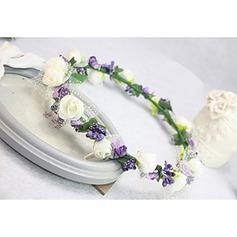 Pe med Blomst Flower Headband (198203034)