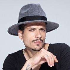 Hommes Style Classique Polyester Disquettes Chapeau