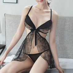 Nailon Feminino lingerie Set
