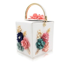 Elegant Akryl Totes väskor