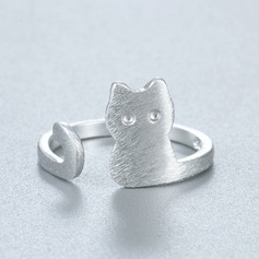 Unique CatWomen's Fashion Rings Gifts
