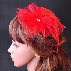 Gorgeous/Vintage Net Yarn/Velvet Combs & Barrettes