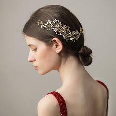 Damer Mode Fauxen Pärla Kammar & Barrettes med Venetianska Pärla (Säljs i ett enda stycke)