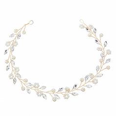 Filles Strass/De faux pearl Bandeaux