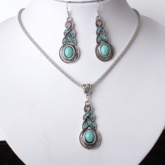 Vintage Liga Senhoras Conjuntos de jóias