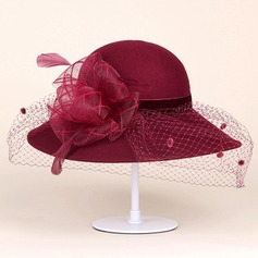 Ladies ' Gorgeous Uld Bowler / Cloche Hat/Tea Party Hats