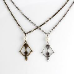 Exquisite Metal Women's Fashion Necklace