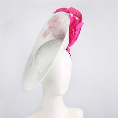Damen heißeste/Künstlerische Batist mit Seide Blumen Kopfschmuck/Kentucky Derby Hüte
