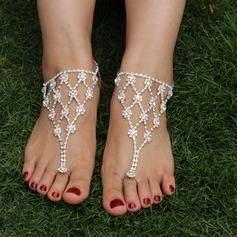 горный хрусталь Alloy Ноги Ювелирные изделия (Продается в виде единой детали)