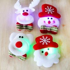 """""""Fantasi tid"""" Jul mallen polyester med LED lampa"""