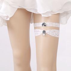 2-Delt/Elegant/Smukke bryllup Strømpebånd