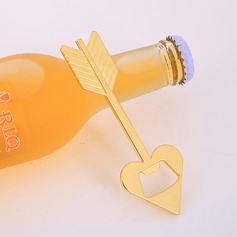 Sweet Love Hearts Shape Alloy Bottle Openers (Set of 4)