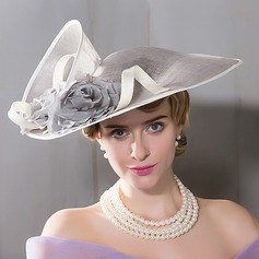 Dames Elegant Batist Slappe Hat