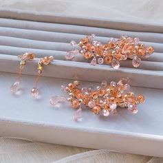 Smukke Crystal Kamme & Hårspænder (Sæt af 2)