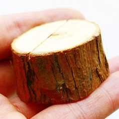 Classic/Lovely/Simple Round Wooden