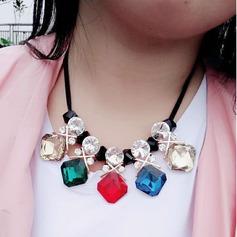 Lysande Legering Damer' Mode Halsband