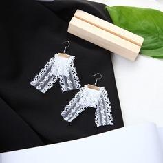Mode Legering Spets Damer' Mode örhängen