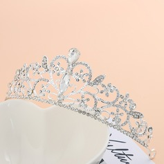 Pretty Alloy Tiaras (Sold in single piece)