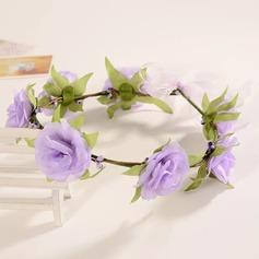 Künstliche Blume mit Blume Blumen-Stirnband (Sold in a single piece)