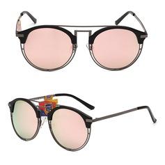 UV400 Elegante Redondo Gafas de sol