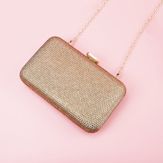 Elegant/Charming/Fashionable Polyester Clutches/Satchel/Evening Bags