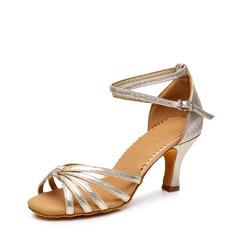Femmes Similicuir Sandales Latin Chaussures de danse