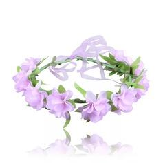 Damer Vakkert Silke blomst Pannebånd (Selges i ett stykke)