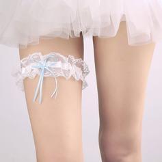 Polyester Elegant Bryllupssuite/Kvinnelige Garters