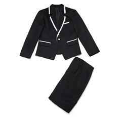 Ragazzi 2 Pezzi Elegante Abiti per Paggetti /Page Boy Suits con Giacca Pantaloni (287199757)