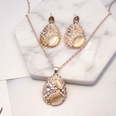 Nice Legering Smycken Sets