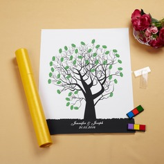 """Наша свадьба дерево"" отпечаток пальца"