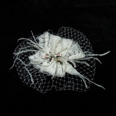 Gorgeous Strass/Spets/Tyll Fascinators