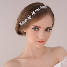 Ladies Romantic Crystal/Rhinestone Headbands