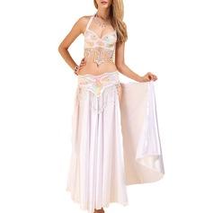 Kvinnor Danskläder polyester Magdans Outfits