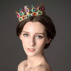 Unique Strass/Alliage Tiaras