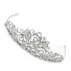 Unique Rhinestone/Alloy Tiaras