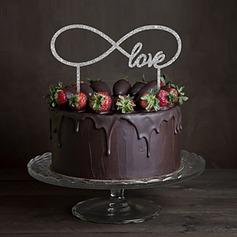 Carta Acrílico Decoración de tortas