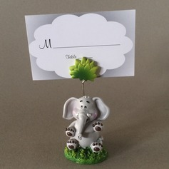 Animal Shaped Resin Place Card Holders