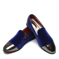 Men's Suede Casual Men's Loafers