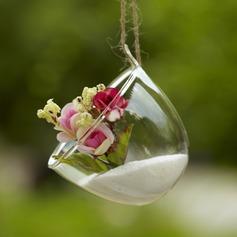 Enkel Hängande Glas Vas