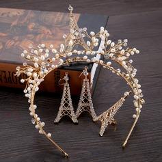 Vackra Och Legering/Strass med Strass Damer' Smycken Sets