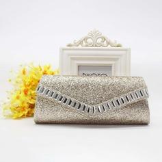 Elegante Nylon Pochette