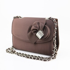 Classical Satin Fashion Handbags